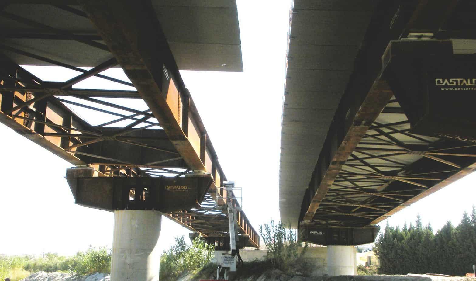 Il viadotto Novito (Lotto E)