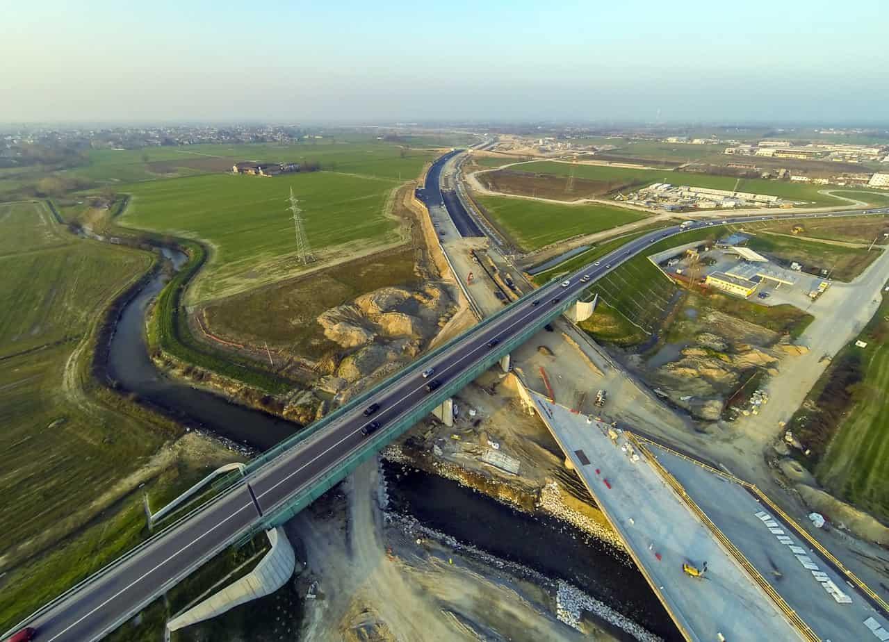 L'inquadramento generale: l'ammodernamento della A4, tronco II - Novara-Milano e la Tangenziale Est Esterna di Milano