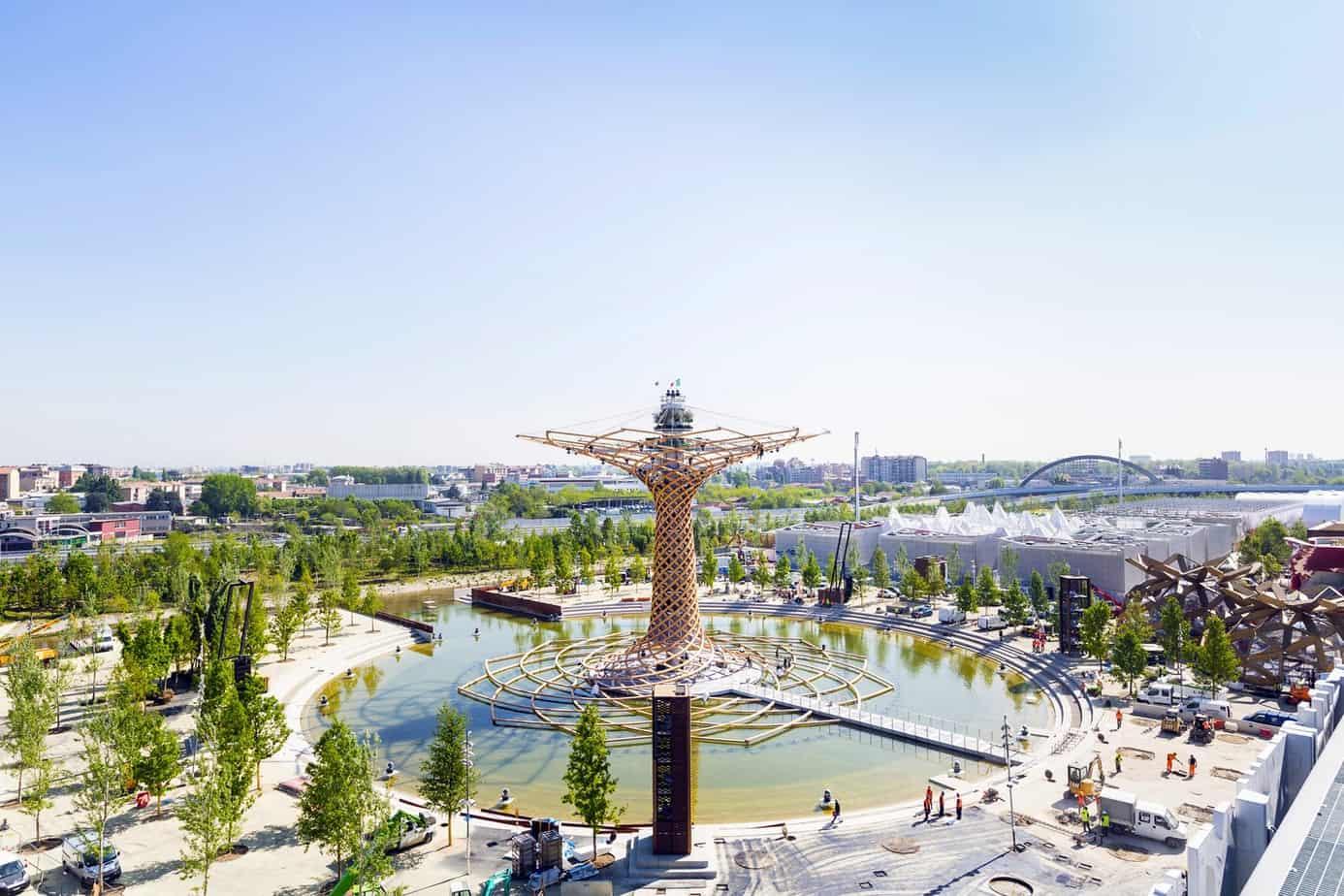 L'Albero della Vita, il simbolo di Expo 2015