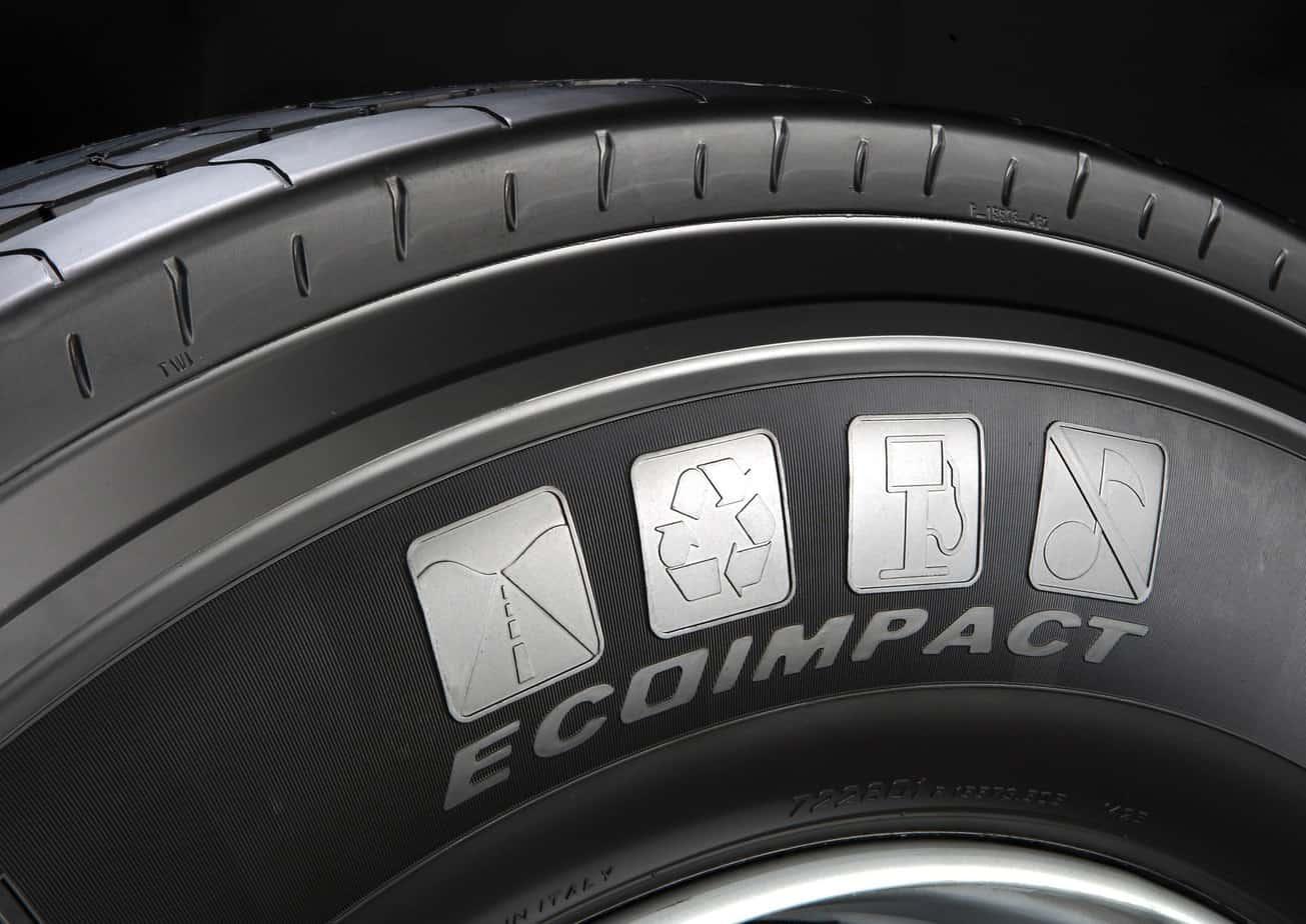 Uno pneumatico in grado di ridurre i consumi di carburante e, quindi, i costi di gestione