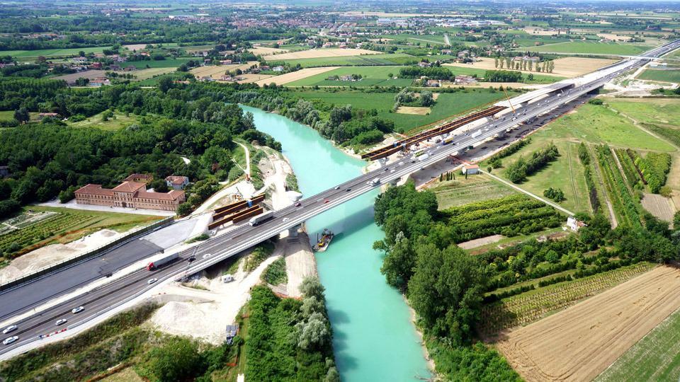 Quarto D'Altino-San Donà di Piave, la terza corsia