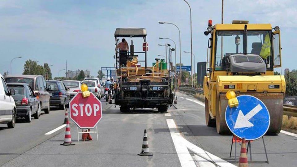 Georadar: le proprietà meccaniche della sovrastruttura stradale
