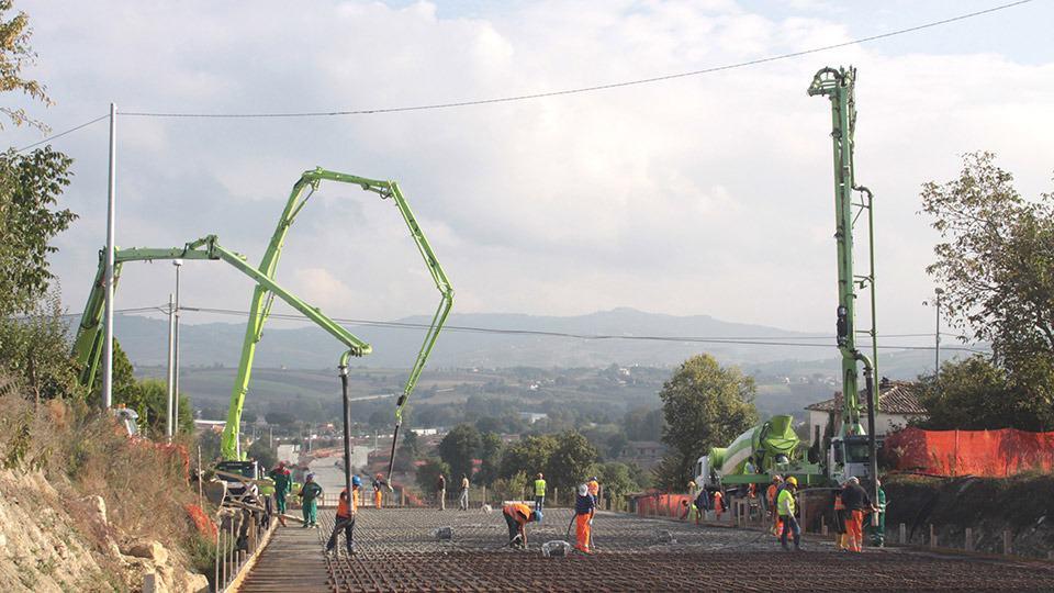 Al via i lavori di costruzione della variante di Grottaminarda