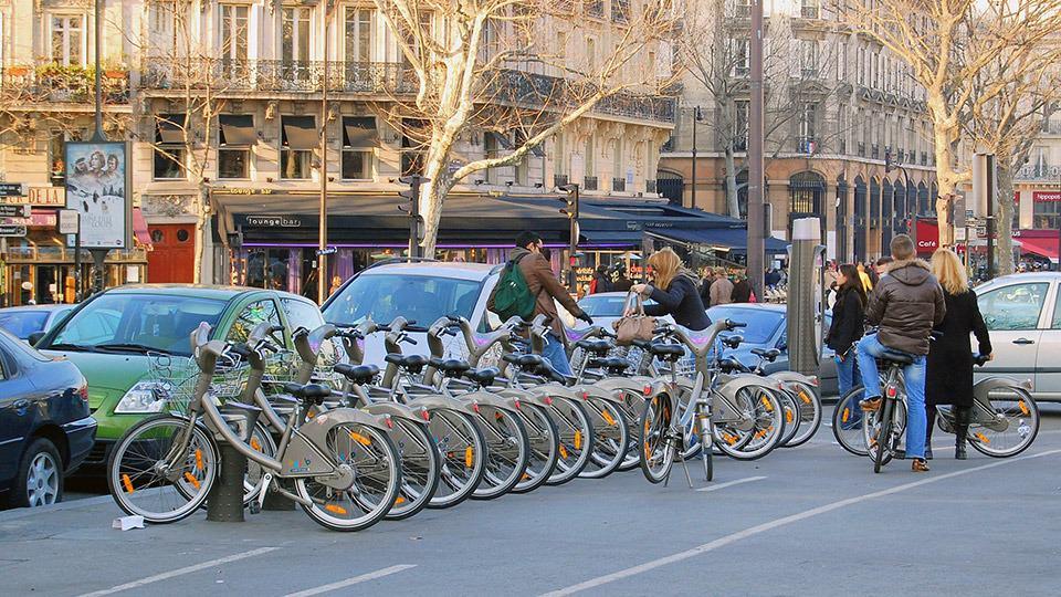 L'8% delle vittime di incidenti stradali sono dei ciclisti