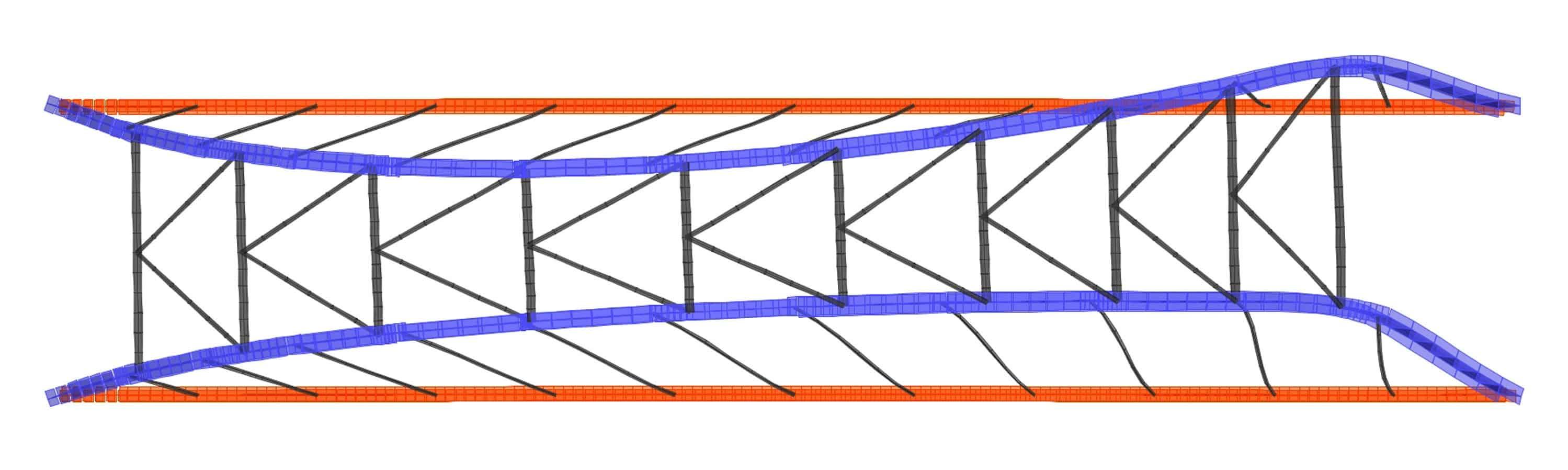 Il primo modo di instabilità degli archi