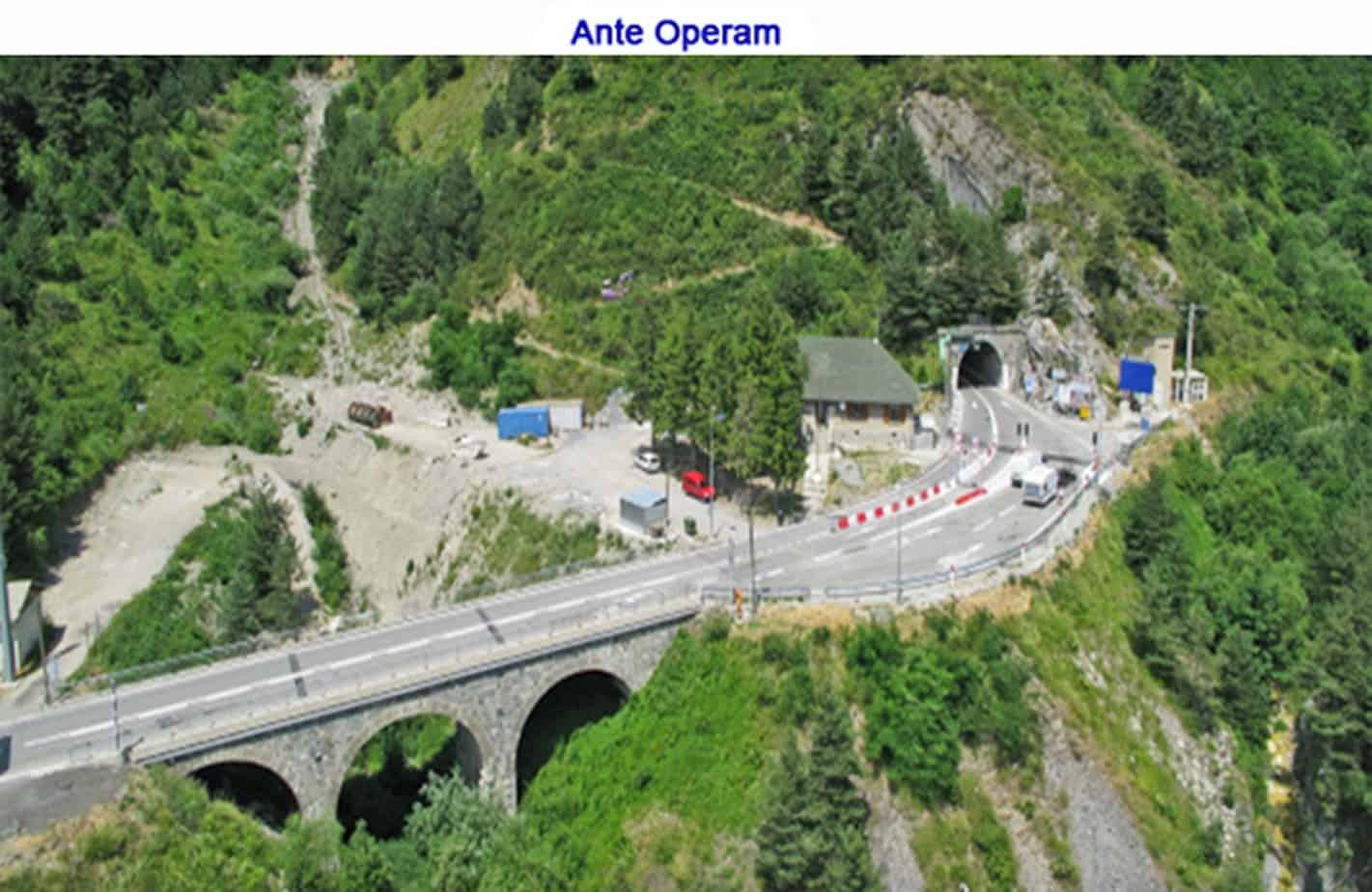 Il cantiere del nuovo tunnel del Colle di Tenda sarà ultimato nel 2020