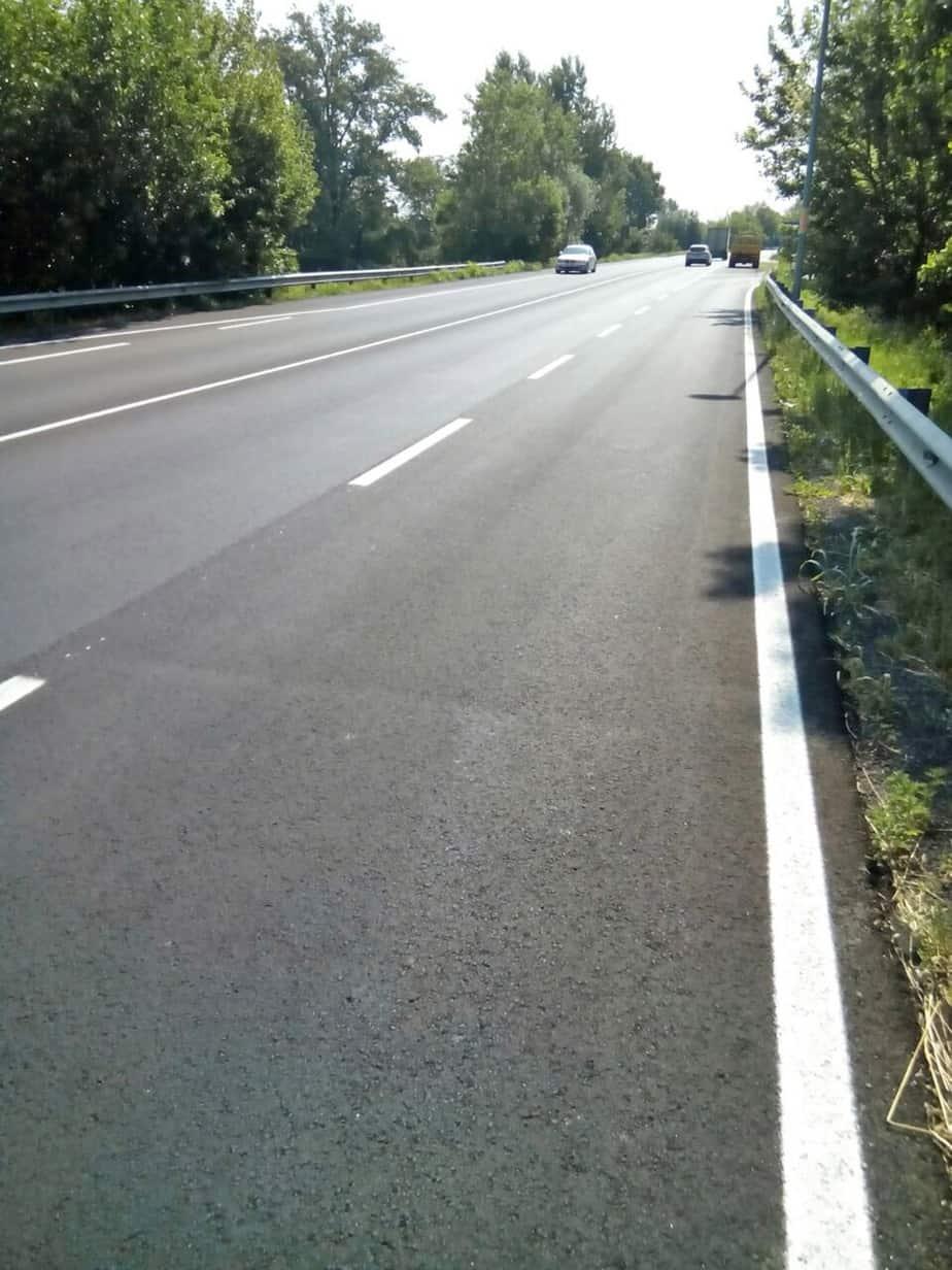 La riapertura al traffico della ex S.S. 415 al termine dei lavori