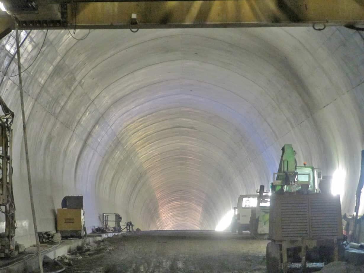 Le NTC prevedono l'utilizzo del metodo osservazionale per la costruzione delle opere in sotterraneo