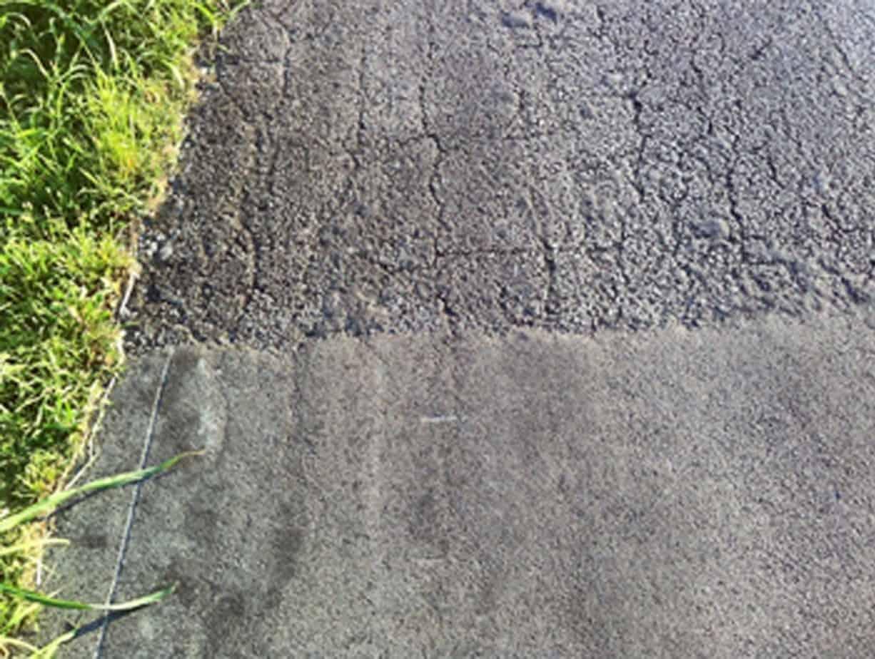 La riflessione delle fessure nel caso di applicazione di un microtappeto a caldo su una vecchia pavimentazione