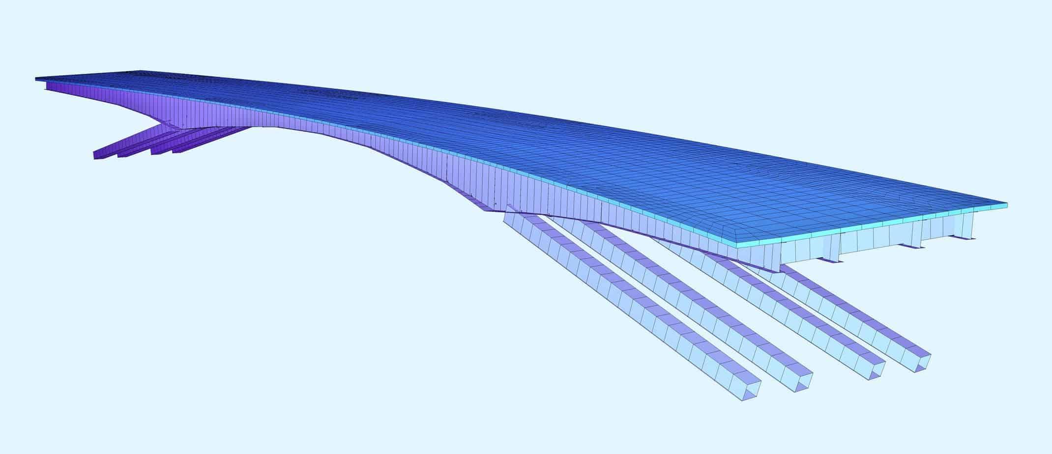 Il modello strutturale FEM