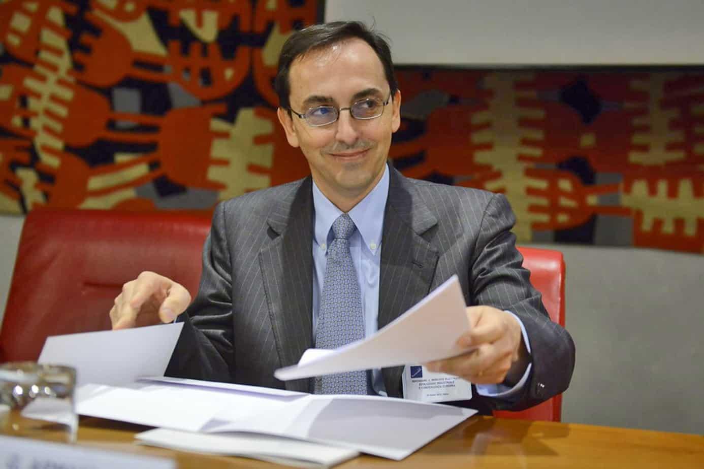 L'Ing. Gianni Vittorio Armani, Presidente e Amministratore Delegato di ANAS SpA