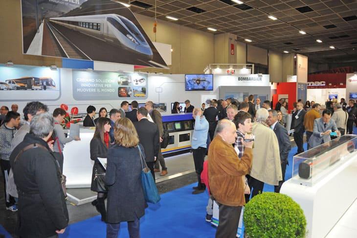 Pubblico ad Expo Ferroviaria 2014