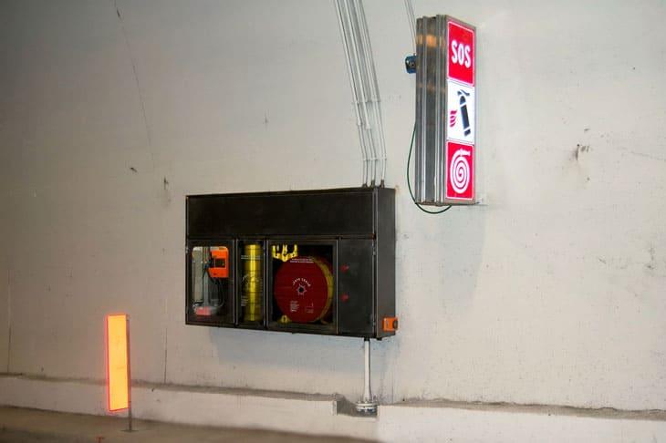 Impianti SOS e antincendio