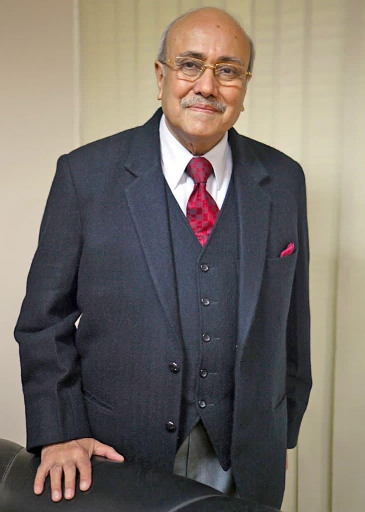 Kiran K. Kapila