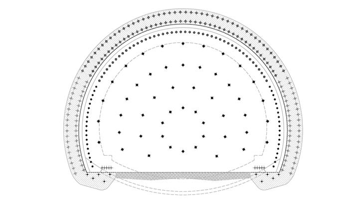 La sezione tipo C2