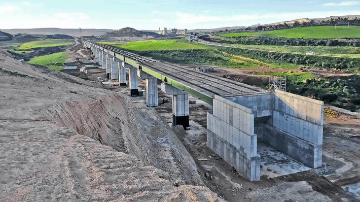 Il viadotto VI04