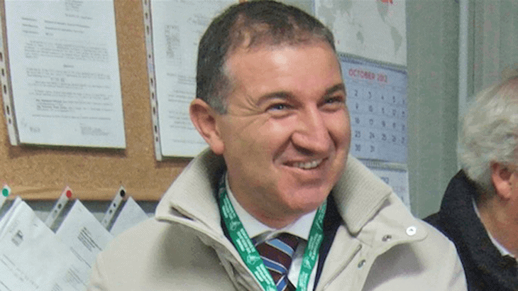 Il Dott. Geol. Raffaele Nardone