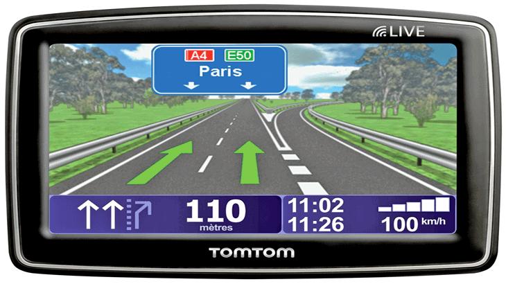 Il GPS sulle vetture è ormai diventata una comune applicazione