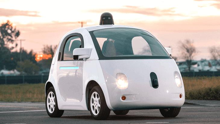 La Google Car è il primo esempio di veicolo autonomo