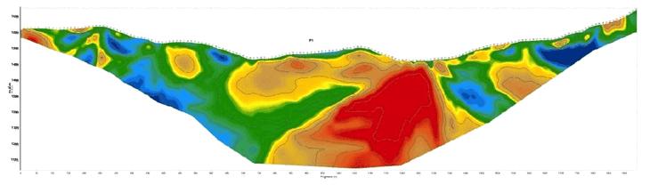 La ricostruzione dell'assetto geotettonico e geolitologico