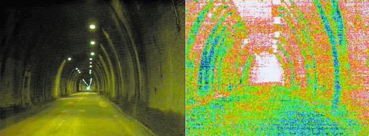 La situazione in corrispondenza del Complesso Flyschoide inferiore