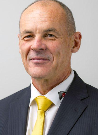Renzo Simoni, Presidente della Direzione Generale di AlpTransit San Gottardo SA