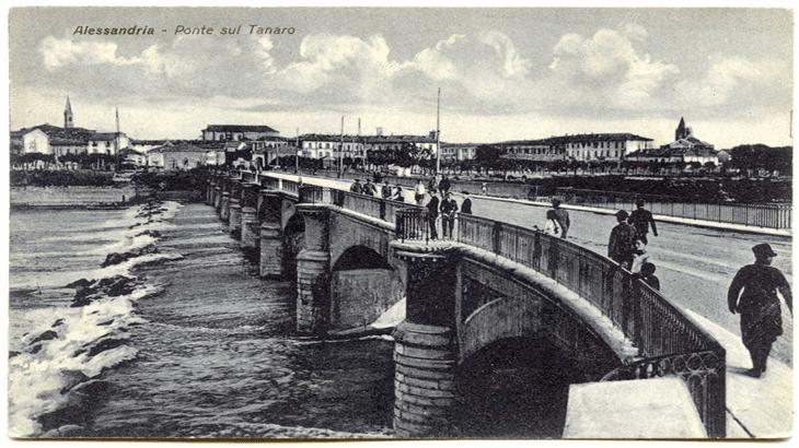Il vecchio ponte della Cittadella