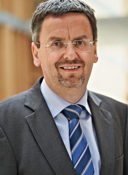 Peter Füglistaler-Wasmer, Direttore dell'Ufficio Federale dei Trasporti