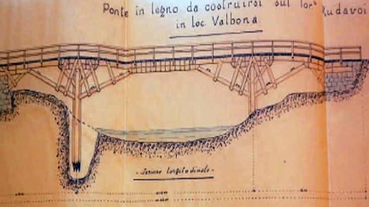 Il progetto del ponte