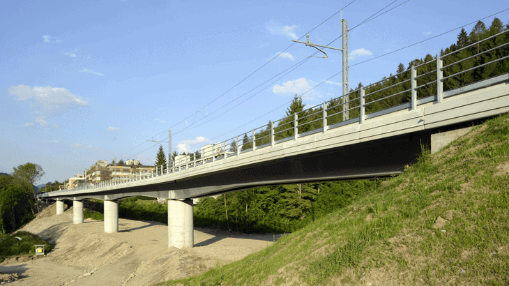 Il viadotto ferroviario