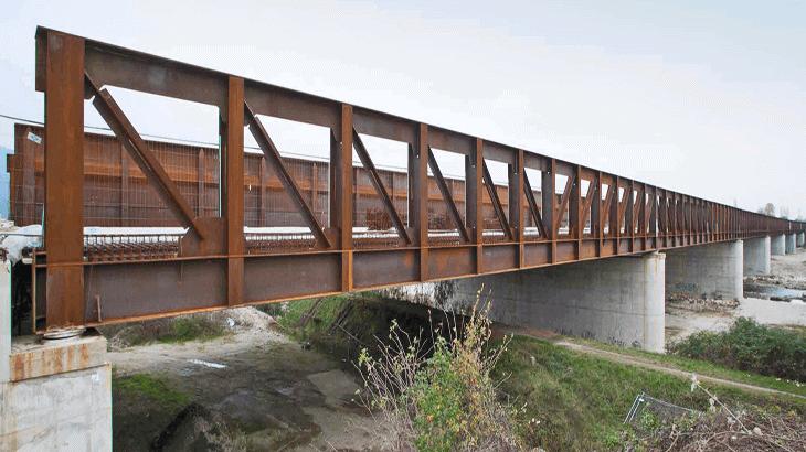 Il viadotto Brenta (Lotto 2)