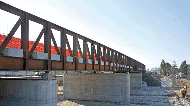 Il viadotto Astico (Lotto 2)