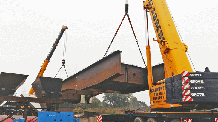 Il viadotto Binaschina