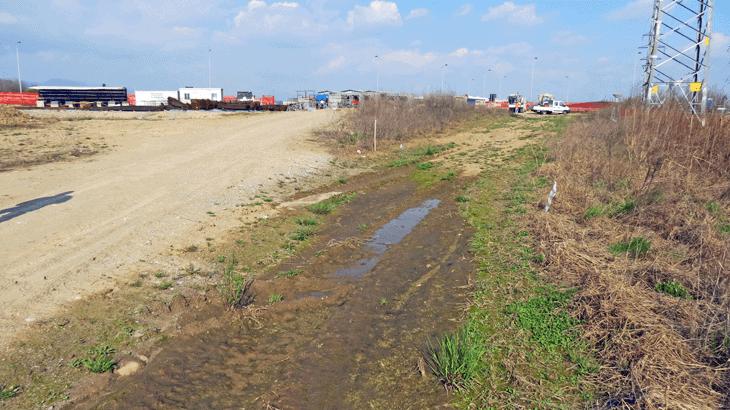 A sinistra il terreno A1 e a destra il terreno A6