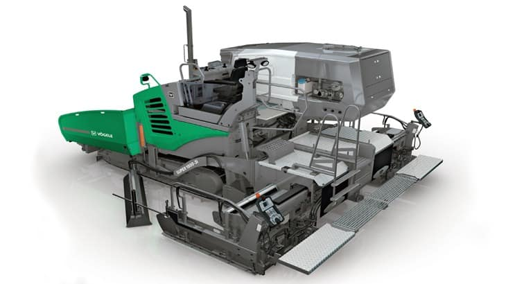 La nuova Super 1800-3i SprayJet con modulo spruzzatore