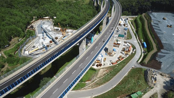 Il cantiere della Maddalena è aperto dal 2012, impegna un'area di 7 ettari e prevede un investimento di 173 milioni di Euro che include anche i monitoraggi ambientali e la sicurezza