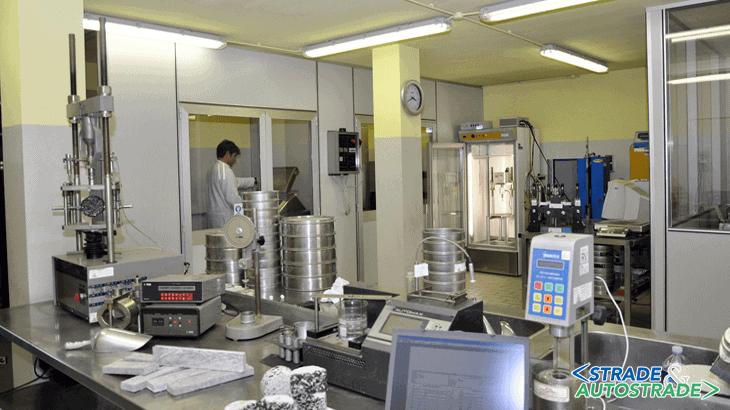 Il laboratorio LPM di Impresa Bacchi
