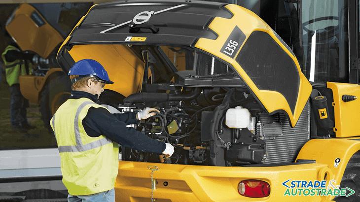 Il design trasversale del motore agevola l'accesso ai punti di servizio sotto al cofano, per rapidi controlli di manutenzione