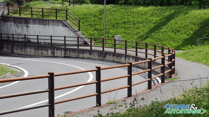 La nuova recinzione Cortensafe in Via F.lli Bandiera a Villasanta