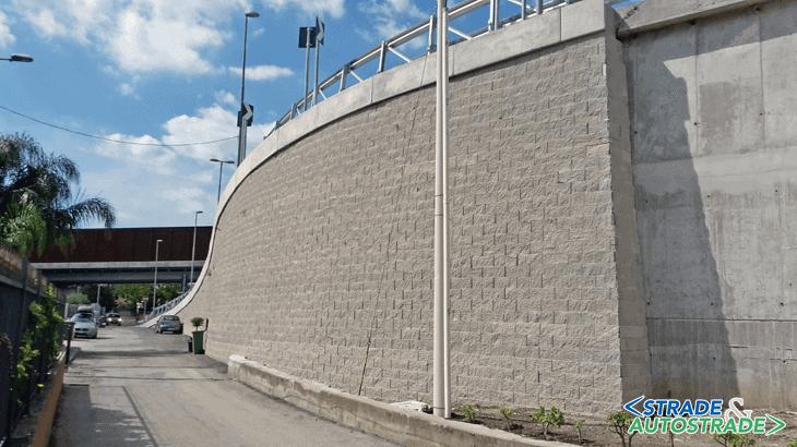 Il muro con paramento in blocchetti MacWall®