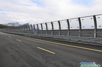 Mitigazione ambientale: interventi sull'Autostrada del Mediterraneo