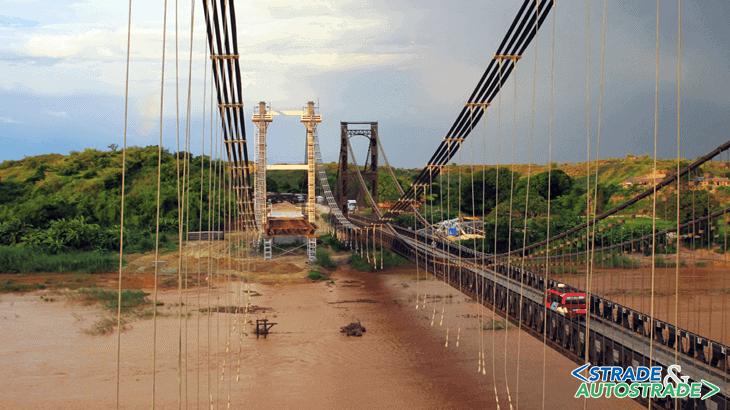 I due ponti sospesi di Kamoro in Madagascar