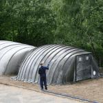 I Concrete Canvas Shelter