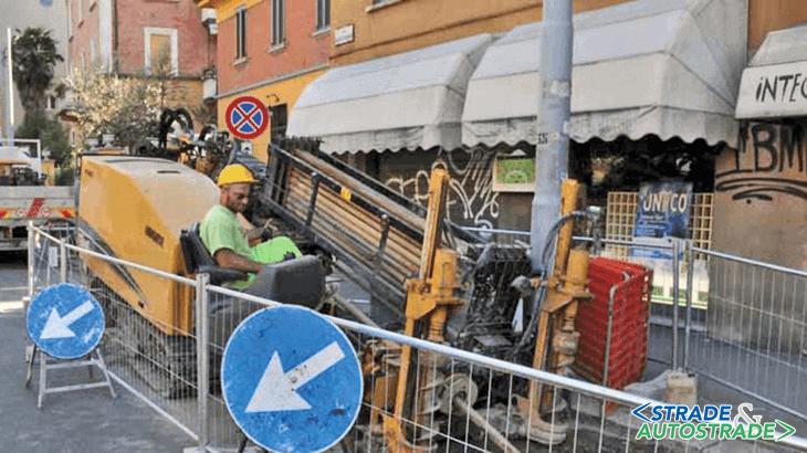No-dig in ambito urbano