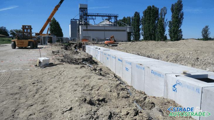 Il nuovo tunnel per i sottoservizi è stato realizzato con la tecnologia Scatolare Giunto Saldato della Coprem in grado di garantire la perfetta tenuta della condotta
