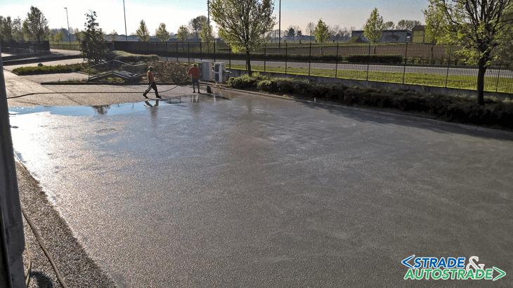 L'intasamento dell'asfalto