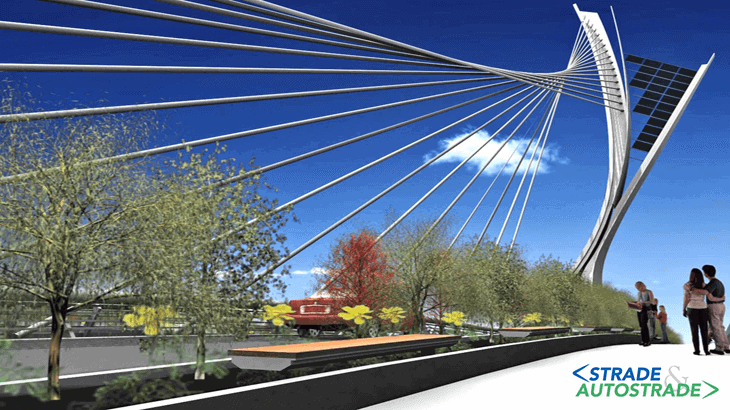 La simulazione virtuale a supporto di una fase di progettazione e opera realizzata e illuminata