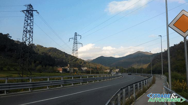 Allargamento stradale