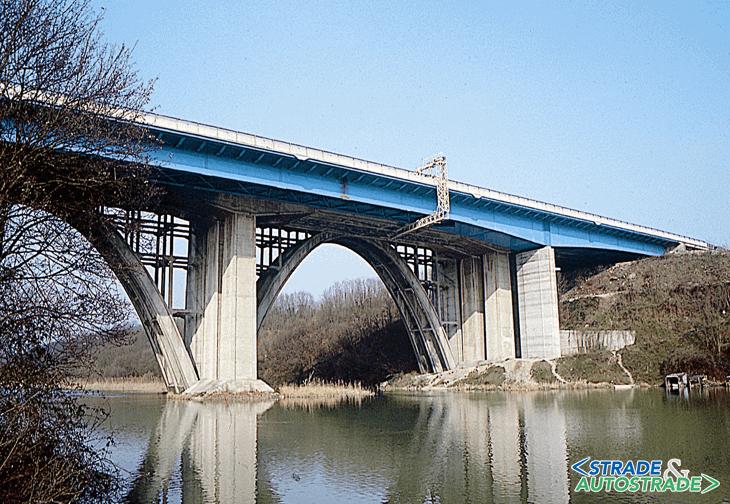 Sorveglianza e manutenzione delle opere d'arte autostradali