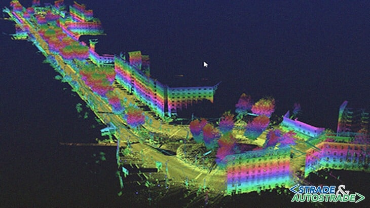 Laser Mobile Mapper